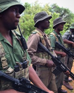 anti poaching unit rhino protection