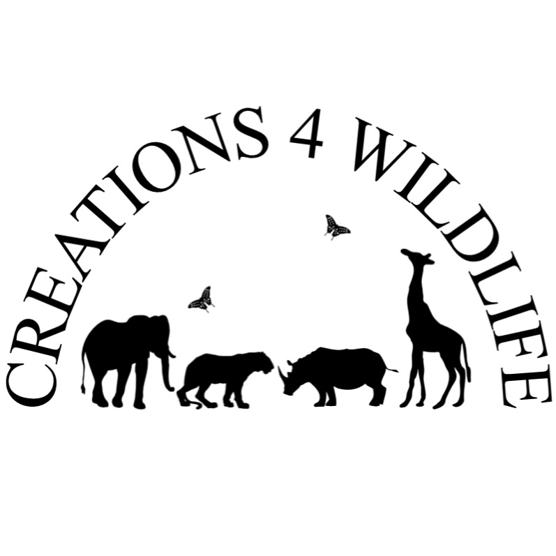 Creations 4 Wildlife logo