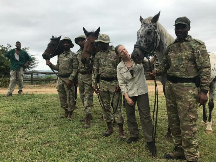 Mounted Anti Poaching Units