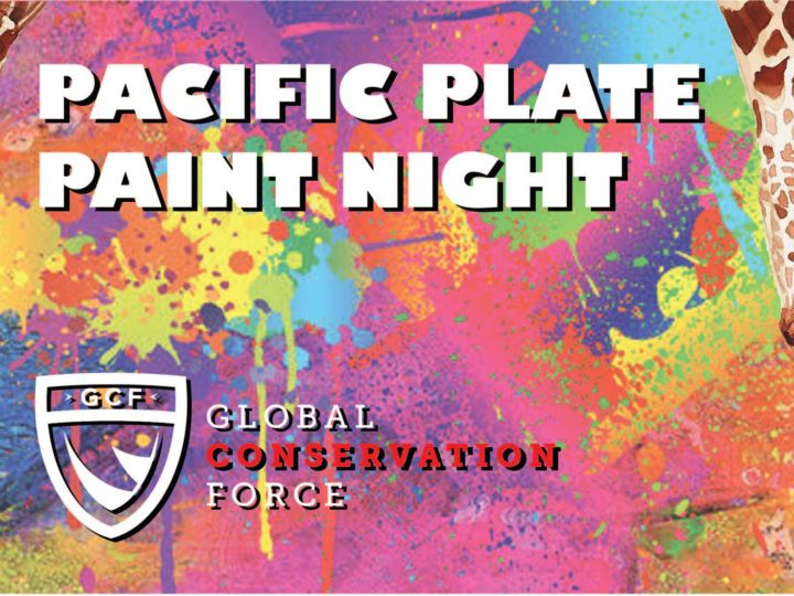 World Giraffe Day – Paint Night Fundraiser at Pacific Plate Taproom