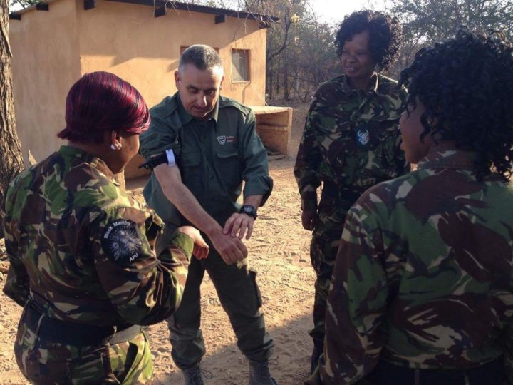GCF is now recognized educational partners with the 'Committee for Tactical Emergency Casualty Care' for training Anti Poaching Rangers