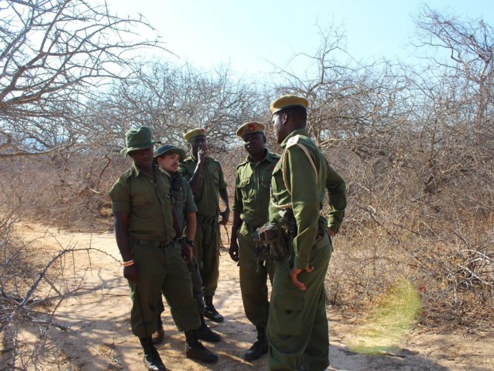 Anti Poaching Work, Ranger Training, and Ranger Sponsorship In Kenya