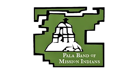 'Thank you!' Pala Band of Mission Indians for your donation!