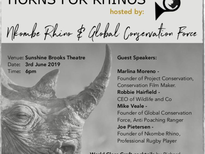 """Horns for Rhinos"" Concert and Rhino Conservation Discussion Panel"