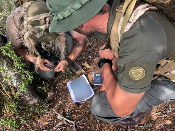 Intro To Anti-Poaching Course Sept 2019
