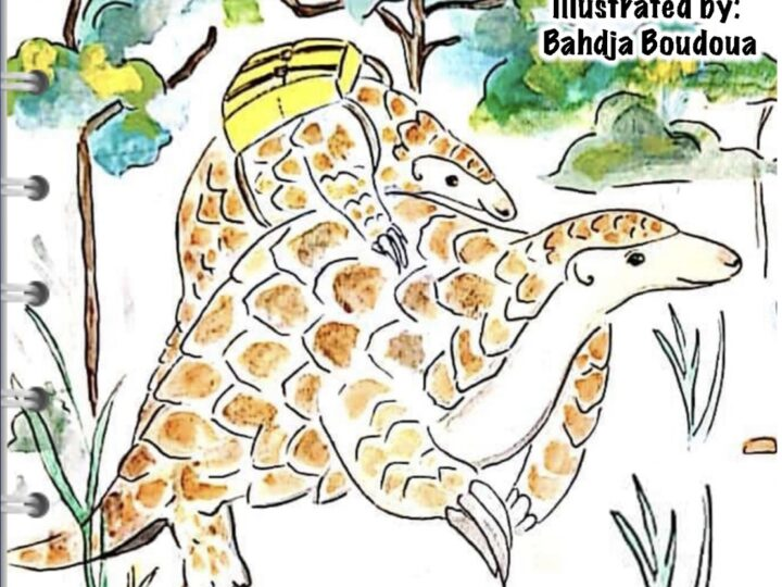 Pangolin Conservation Workbook Released! First Stop, Nigeria!